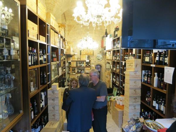 Irene and Roberto Angelini with Ben